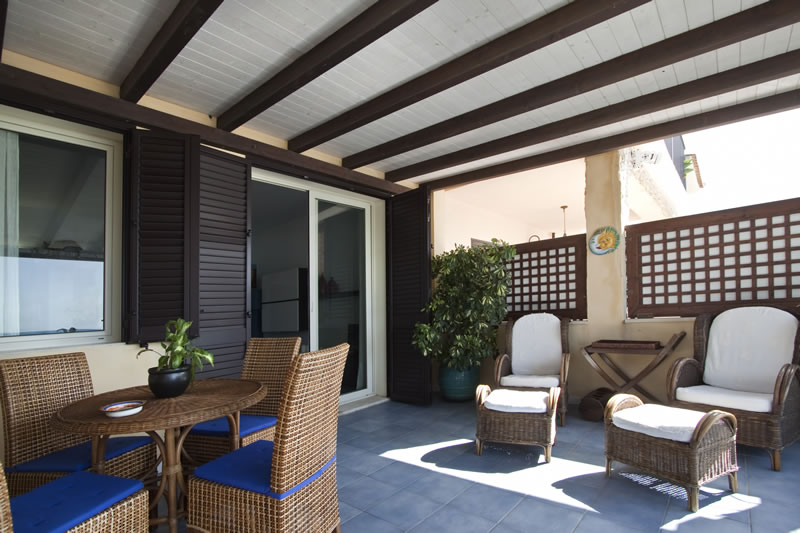 Case con veranda a Marina di Ragusa - Vacanze Terrazza a Mare